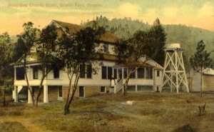 Josephine County Home, Grants Pass, Oregon