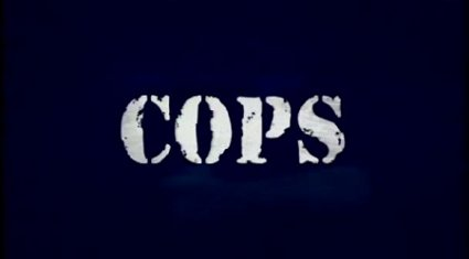COPS' humiliation of the poor